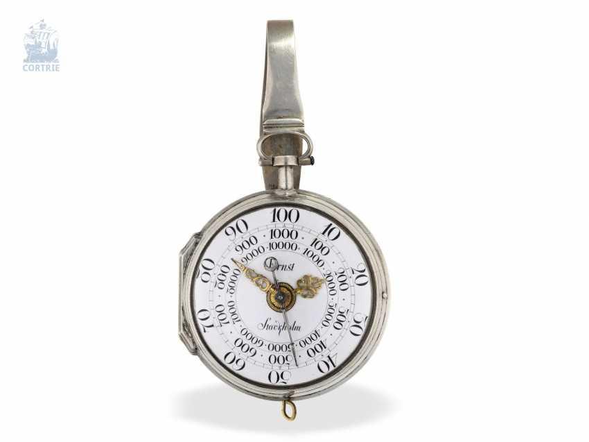01001b398072 Карманные часы  museales шагомер Satteluhr оригинал в отличном состоянии,  Питер Всерьез Стокгольм No