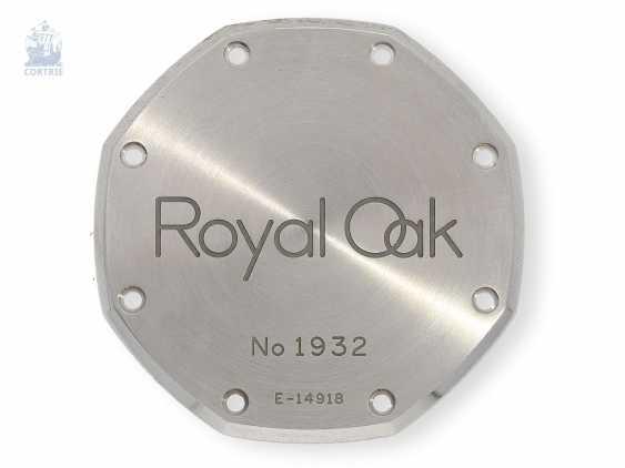 Wrist watch: high quality Chronograph with original papers, Audemars Piguet Royal Oak Ref. 25680St/O/1110ST/01. 2005 - photo 4