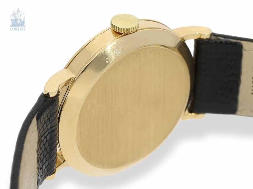 Watch: ultra-fine men's watch with Central seconds, Vacheron & Constantin, Genève, No. 474589, CA. 1948 - photo 4