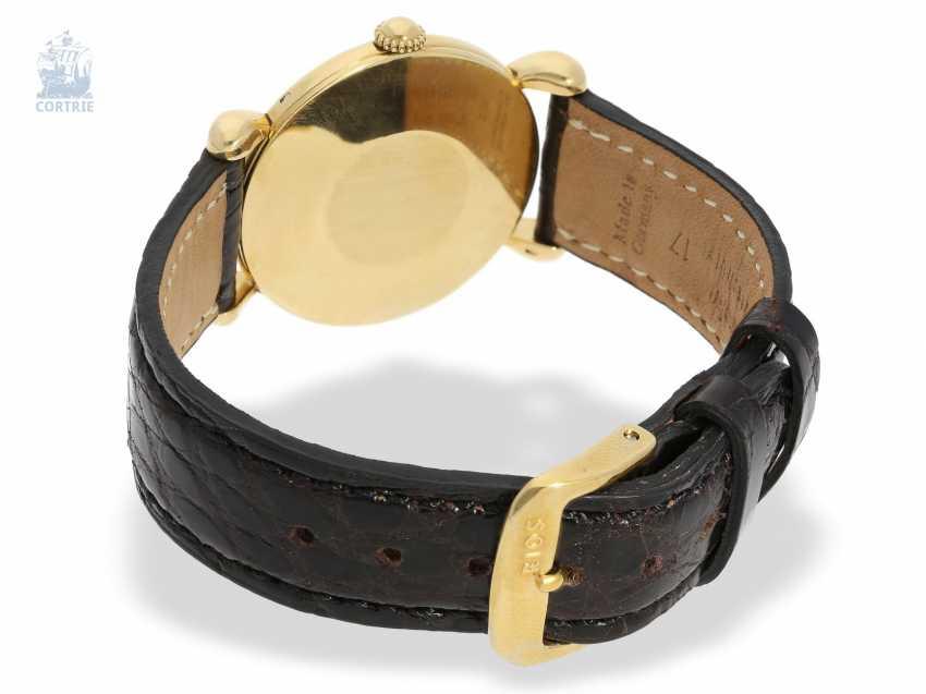 Watch: ultra-fine men's watch with original box and original certificate, Vacheron & Constantin Ref.4649, Geneva, 1948 - photo 2