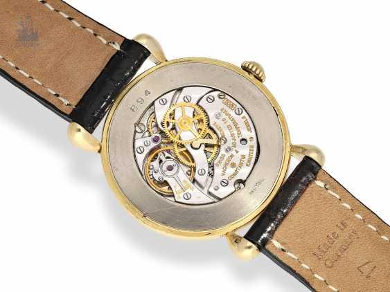 Watch: ultra-fine men's watch with original box and original certificate, Vacheron & Constantin Ref.4649, Geneva, 1948 - photo 9