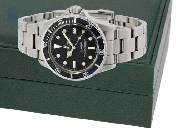 Watch: sought-after vintage Rolex Sea Dweller Ref. 1665 from 1978, posting 1. Hand - photo 12