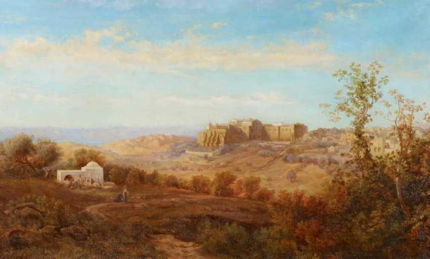 Bauernfeind, Gustav 1848 Sulz - 1904 Jerusalem