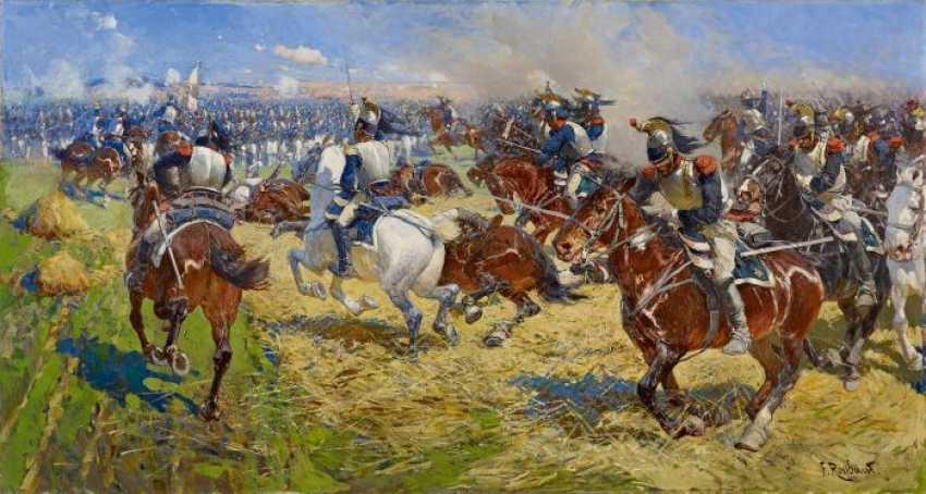 Roubaud, Franz 1856 Odessa - 1928 Munich