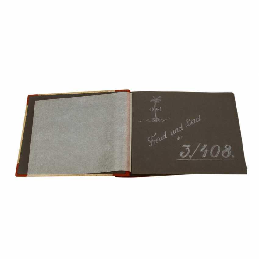 German Reich 1933-1945 - DAK German Afrika Korps, photo album - photo 1