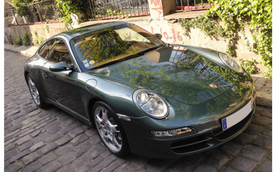 PORSCHE 997 CARRERA S #2005