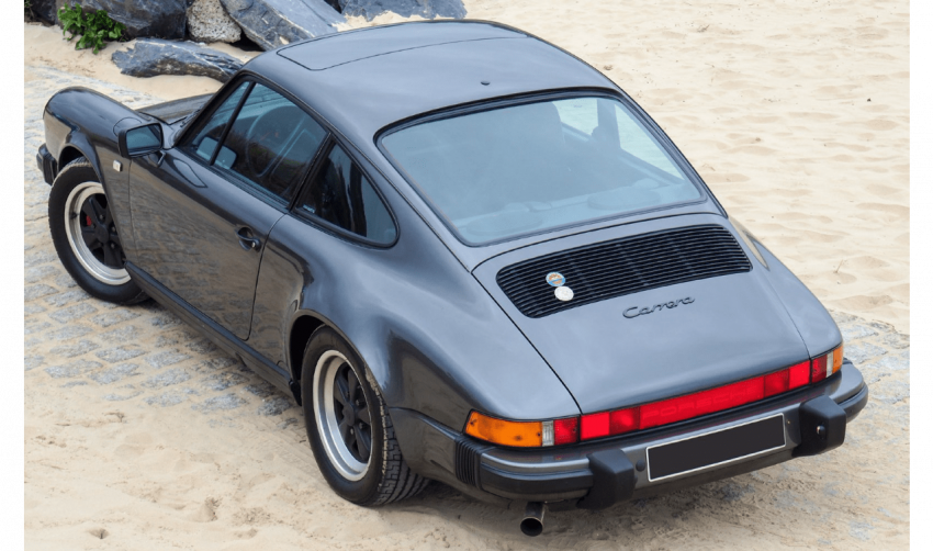 PORSCHE 911 CARRERA 3.2 #1989