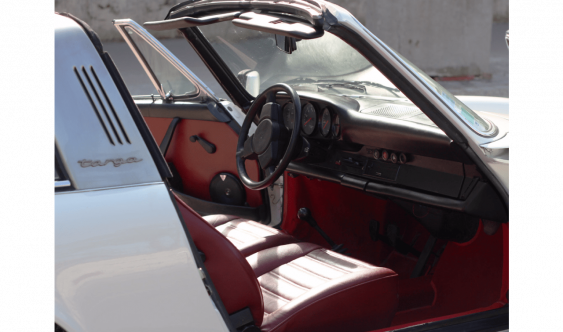PORSCHE 911 2.7 S TARGA #1974 - photo 4