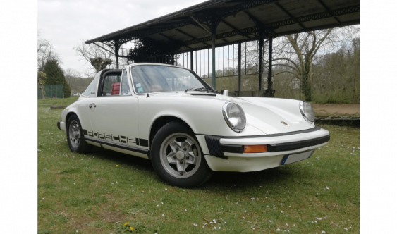 PORSCHE 911 2.7 S TARGA #1974 - photo 1