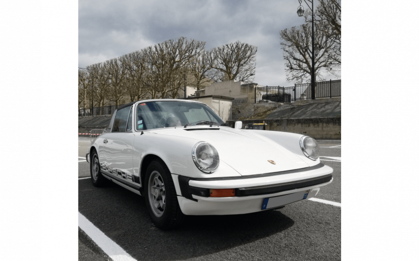 PORSCHE 911 2.7 S TARGA #1974 - photo 2