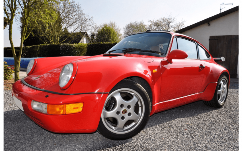 PORSCHE 964 TURBO 3.3 #1991 - photo 1