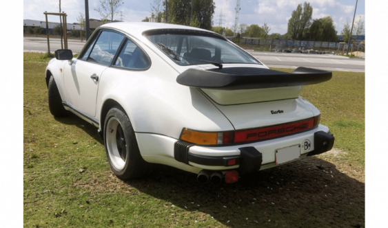 PORSCHE 911 TURBO 3.3 #1984 - photo 4