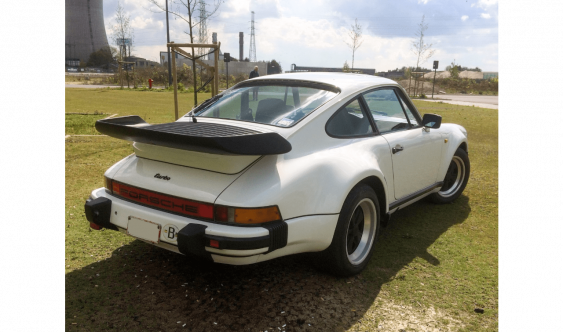 PORSCHE 911 TURBO 3.3 #1984 - photo 3