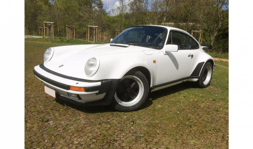 PORSCHE 911 TURBO 3.3 #1984 - photo 2