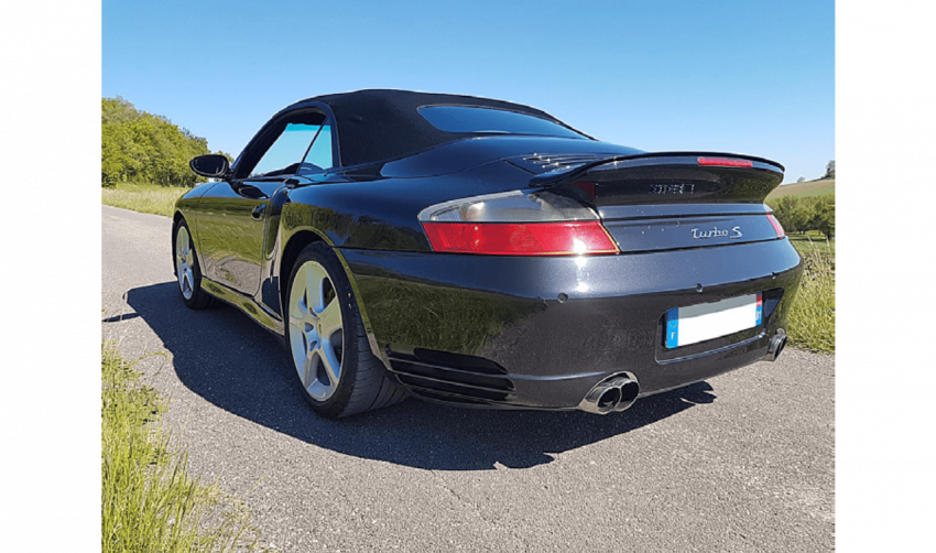 PORSCHE 996 TURBO S #2005 - photo 2