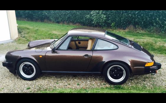 PORSCHE 911 3.0 SC #1981