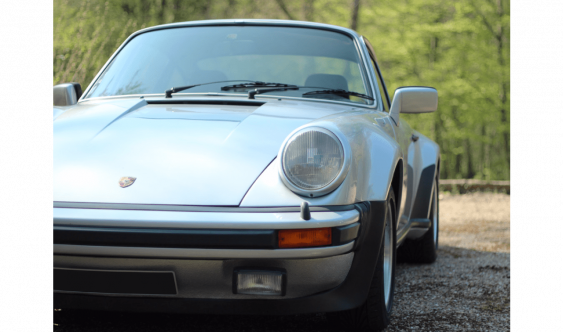 PORSCHE 930 TURBO 3.0 #1976 - photo 2