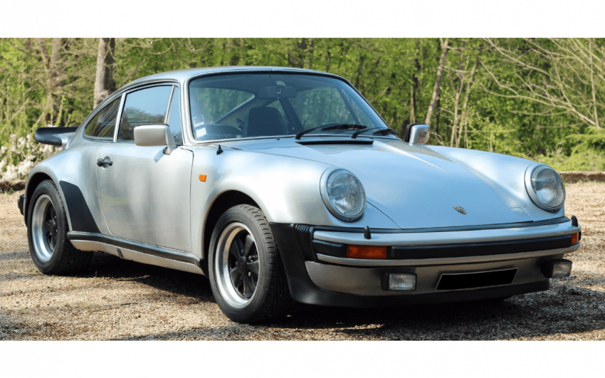 PORSCHE 930 TURBO 3.0 #1976 - photo 1