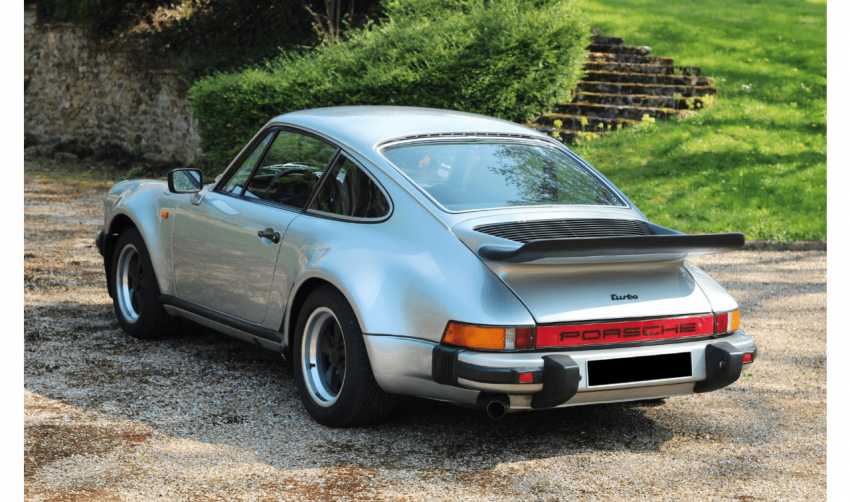 PORSCHE 930 TURBO 3.0 #1976 - photo 3