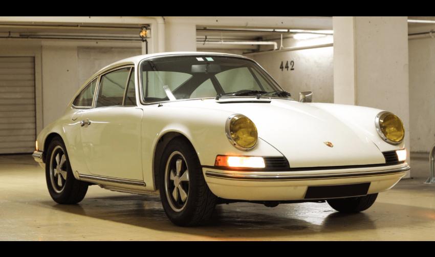 PORSCHE 911 2.4 T #1972/73