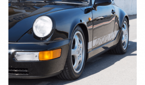 PORSCHE 964 CARRERA RS #1992 - photo 2