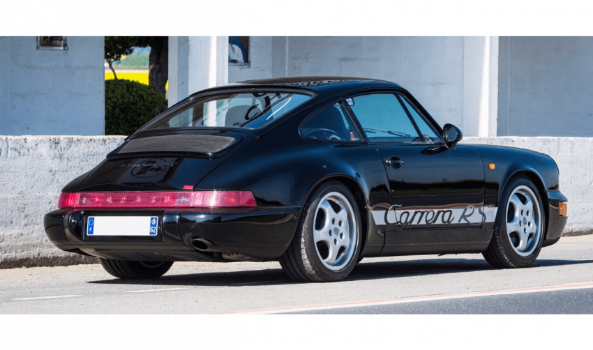 PORSCHE 964 CARRERA RS #1992 - photo 4