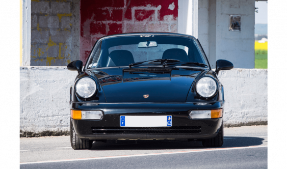PORSCHE 964 CARRERA RS #1992 - photo 3