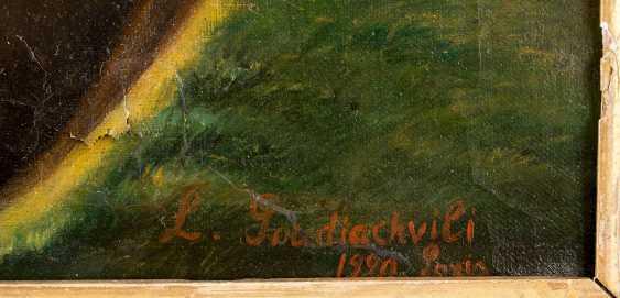 LADO (WLADIMIR) DAVIDOVITCH GUDIASHVILI 1896 Tiflis -Tiflis 1980