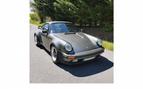 PORSCHE 930 TURBO #1989 - photo 1