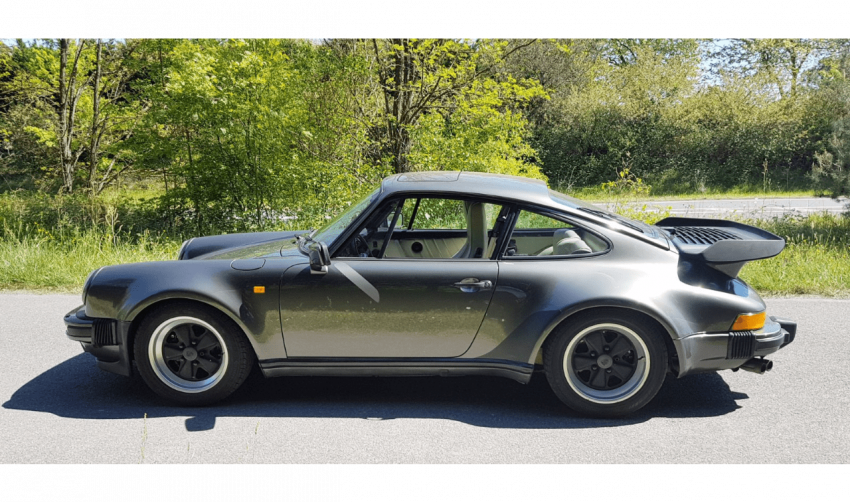 PORSCHE 930 TURBO #1989 - photo 2