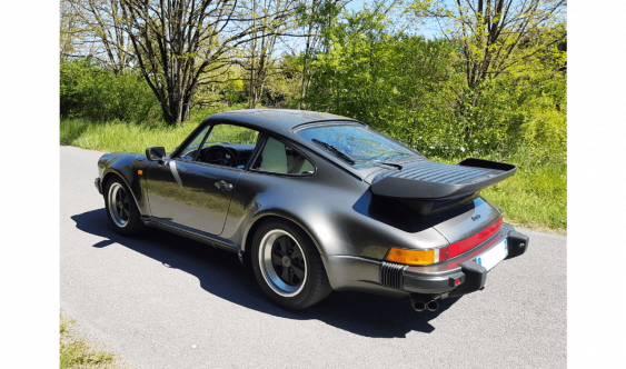 PORSCHE 930 TURBO #1989 - photo 3