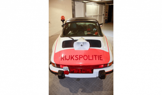 PORSCHE 911 CARRERA 3.2 «POLICE» #1986 - photo 2