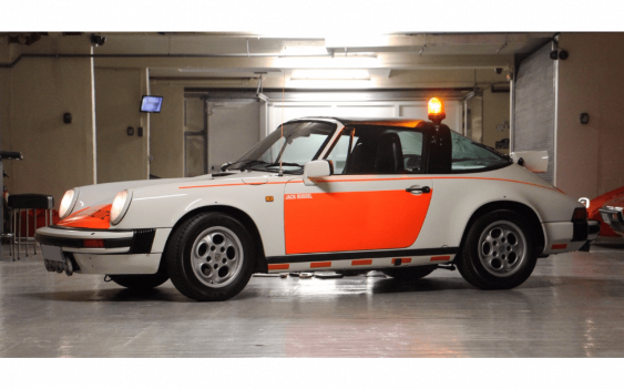 PORSCHE 911 CARRERA 3.2 «POLICE» #1986 - photo 1