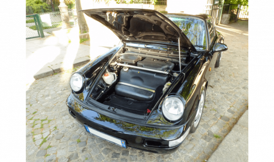 PORSCHE 964 CARRERA RS #1992 - photo 5