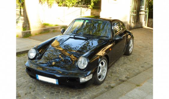 PORSCHE 964 CARRERA RS #1992 - photo 1