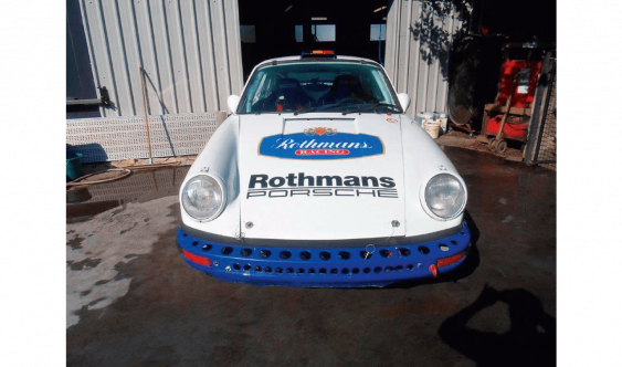 PORSCHE 911 SC PREPARED TYPE 953 #1982 - photo 2
