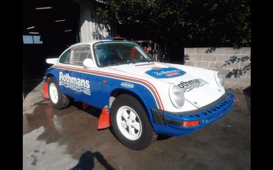 PORSCHE 911 SC PREPARED TYPE 953 #1982 - photo 1