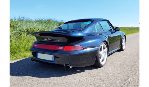 PORSCHE 993 TURBO #1997 - photo 3
