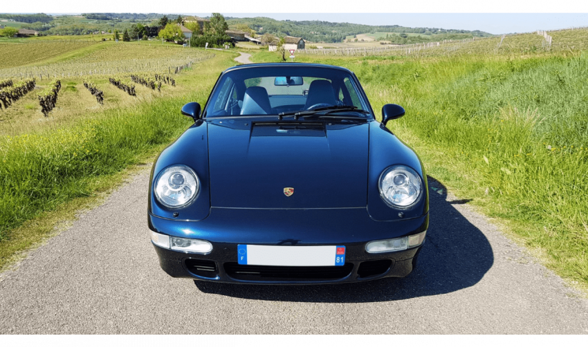 PORSCHE 993 TURBO #1997 - photo 2