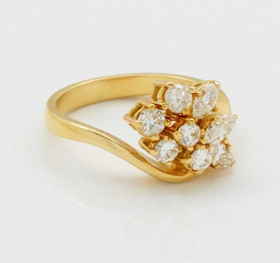 Fine diamond ring by Wempe - photo 1