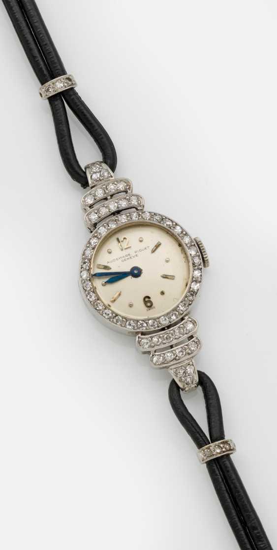 Elegant jewelry watch from Audemars Piguet - photo 1