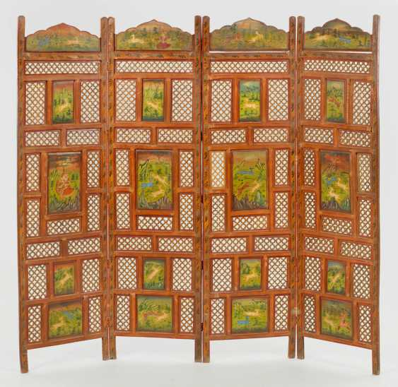 Indian Folding Screen - photo 1