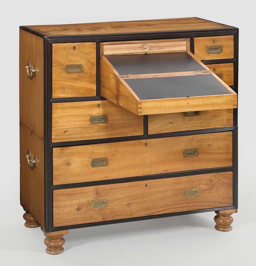 Chest of drawers Secretary - photo 2
