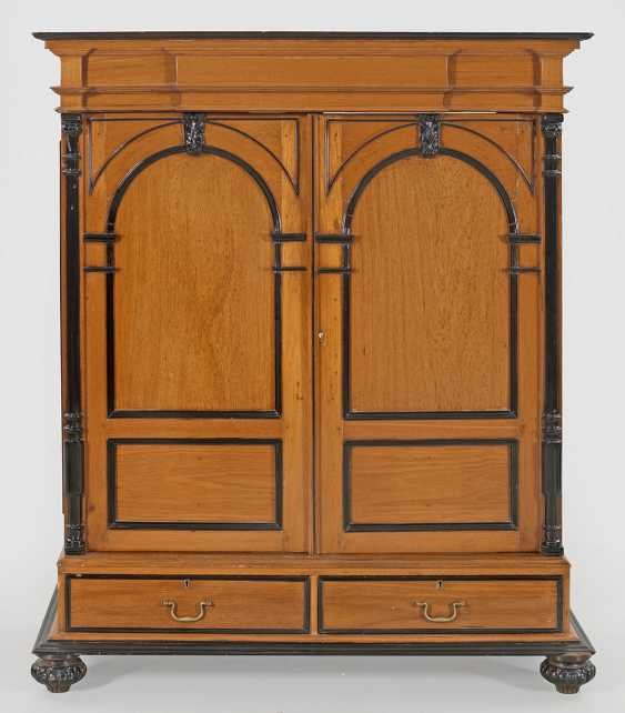 Cabinet colonial style - photo 1