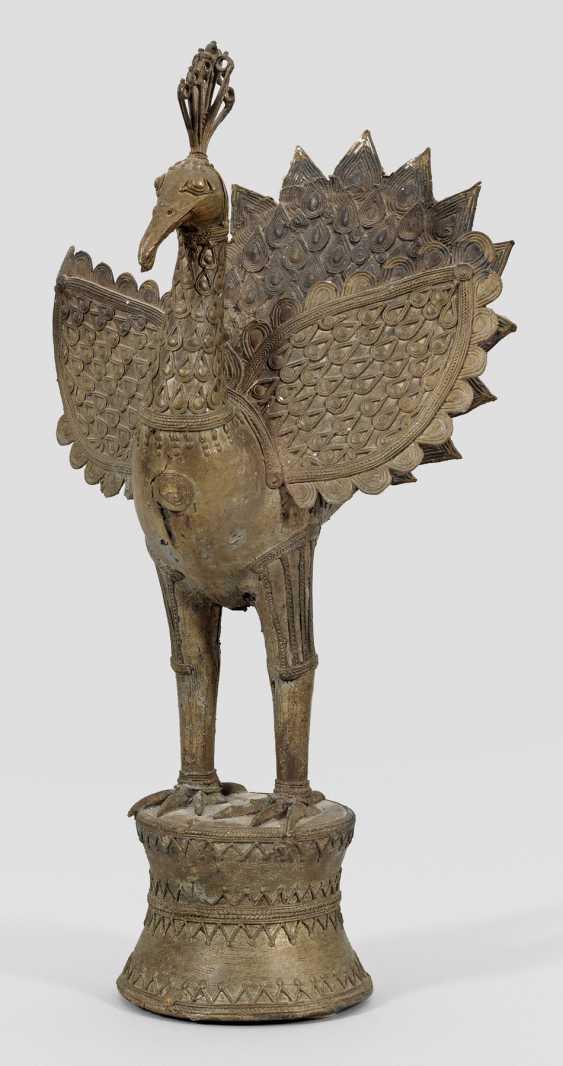 Peacocks Sculpture - photo 1