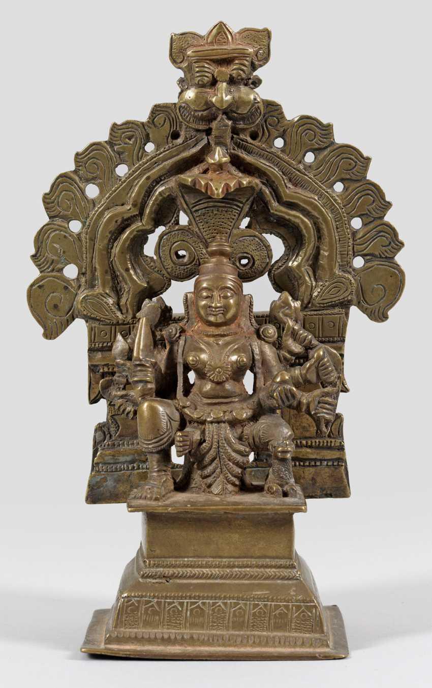 Hindu Deity - photo 1
