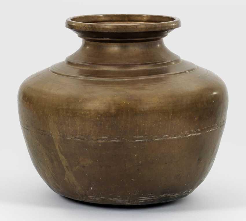 Great Hindu incense bowl - photo 1