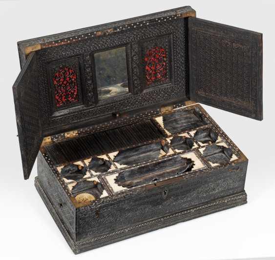 Box with secret compartments - photo 1