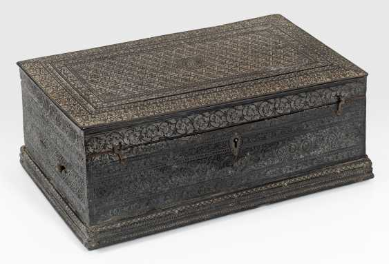 Box with secret compartments - photo 2