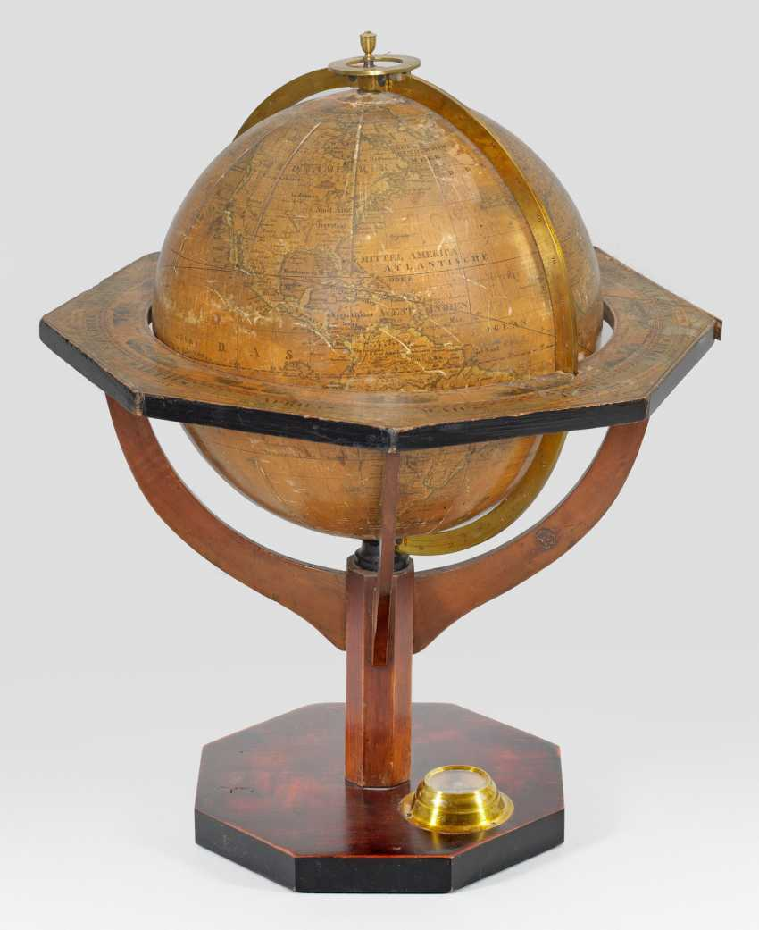 Table globe - photo 1